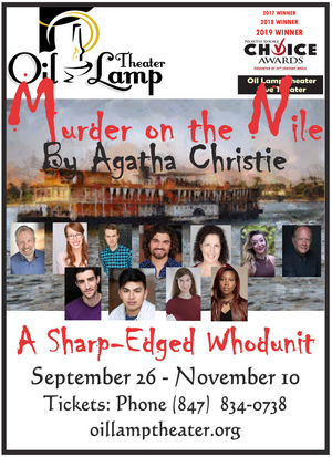 Oil Lamp Theater Presents MURDER ON THE NILE