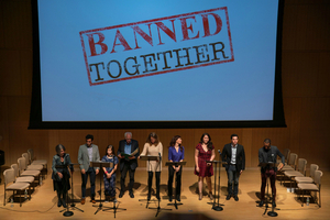 Boston Theater Celebrates Free Expression With BANNED TOGETHER- A CENSORSHIP CABARET