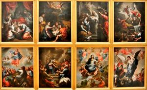 El Martirio De San Andrés De Rubens Dialogará Con La Colección De Arte Novohispano Del Munal