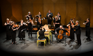 EMV Commences Its 50th Anniversary Season With LE CONCERT SPIRITUEL