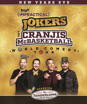 TruTv's Impractical Jokers Return To Mohegan Sun Arena
