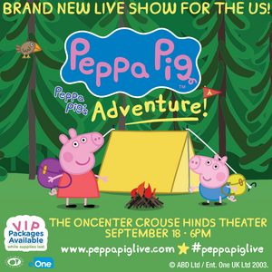 PEPPA PIG'S ADVENTURE Tour Launches from Syracuse