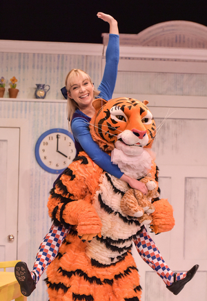 THE TIGER WHO CAME TO TEA Returns To The West End For Christmas At Theatre Royal Haymarket