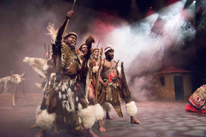 KING CETSHWAYO Story Comes to State Theatre For Heritage Month