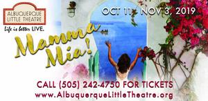 MAMMA MIA! Comes To Albuquerque Little Theatre