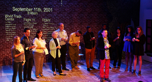 The Street Smarts of Acting & Hennessey Productions Present 3rd ANNUAL 9/11 MINUTE PLAYS AND STORIES