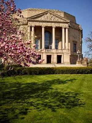 The Cleveland Orchestra's Lotus Club Lounge At Severance Hall Has Grand Opening