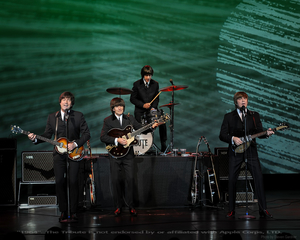 1964 The Tribute Marks Beatles 55th Anniversary Of American Tour