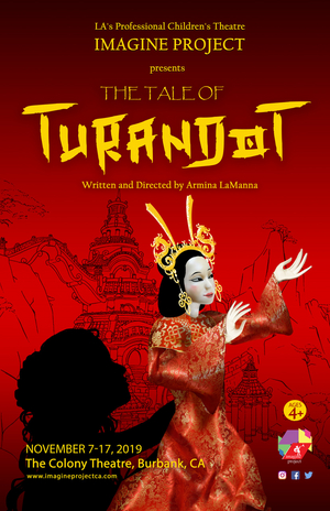 THE TALE OF TURANDOT Comes to The Colony Theatre