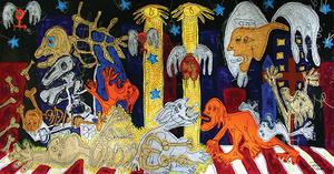 Artist Duda Penteado Solo Exhibition Announced At Kean University