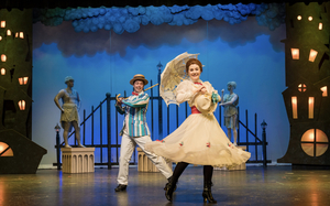 MARY POPPINS Flies Into The Public Theater Of San Antonio