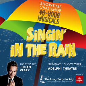 Julian Clary Will Host a One Night Only Production of SINGIN' IN THE RAIN Rehearsed in Just 48 Hours