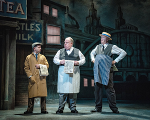 BY THE WATERS OF LIVERPOOL Extends To Five More Venues On UK Tour