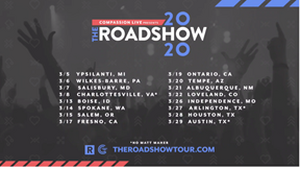 THE ROADSHOW 2020 Announced Ar First Interstate Center For The Arts