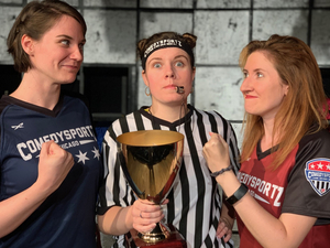 ComedySportz Announces New Artistic Director And Fall Programming