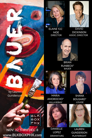 Equity Cast Announced For BAUER At BLK BOX PHX