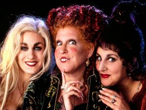 CAPA'S SPOOK OUT MOVIE MAGIC Presents Disney's HOCUS POCUS