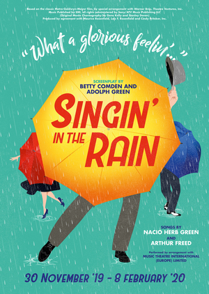 Casting Announced For The Mill At Sonning's SINGIN IN THE RAIN