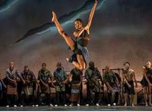 Inala, Soweto Gospel Choir, And International Dancers Celebrate World Ballet Day At The Royal Albert Hall