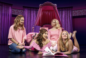 MEAN GIRLS Makes Its Ohio Debut at The Ohio Theatre