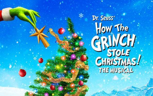 Griff Rhys Jones and Matt Terry Join DR. SEUSS' HOW THE GRINCH STOLE CHRISTMAS