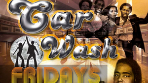CAR WASH FRIDAYS Come to Parr Hall