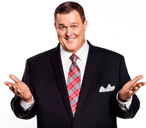 Billy Gardell Comes To Raue Center