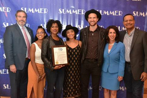 SUMMER: The Donna Summer Musical Receives Declaration From The Office Of The Mayor of Rochester