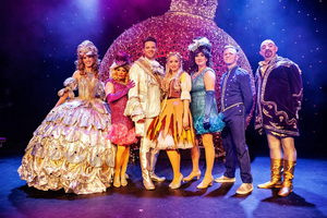 Emmerdale's Sammy Winward And Full Cast Officially Launch CINDERELLA Panto At The Epstein Theatre