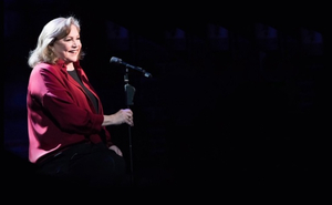 Kathleen Turner Brings FINDING MY VOICE To The Peace Center
