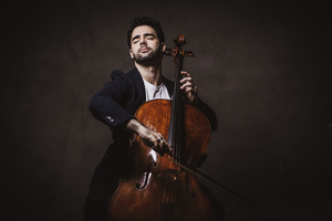 CSO's THE ROMANTIC CELLO Presents Torres, Elgar, And Brahms At The Ohio Theatre