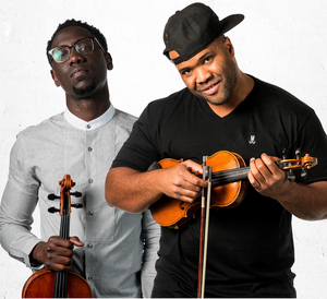 Black Violin Brings IMPOSSIBLE To The Palace