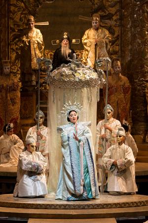 Ridgefield Playhouse Will Screen the Met's TURANDOT