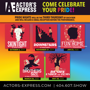 Actor's Express Announces Pride Nights For Season 32