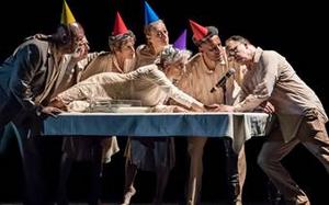 Annie-B Parson & Big Dance Theatre's THE ROAD AWAITS US, Premieres At NYU Skirball In November