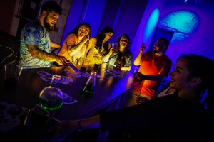 Immersive Experience DARK PASSAGE Comes to Philly