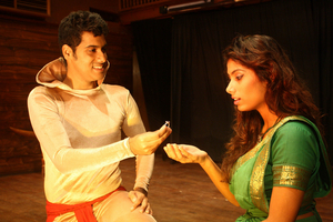 Akshara Theatre Presents Gopal Sharmans' THE RAMAYANA