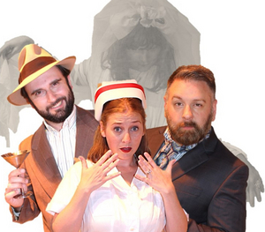 Original Zom-Com ZOM-BRIDE Announced At St. Dunstan's Theatre