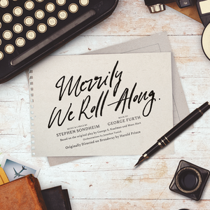 Iconic Sondheim Musical MERRILY WE ROLL ALONG Comes To Hayes Theatre Co In 2020