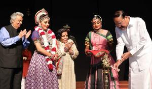 Shriram Bharatiya Kala Kendra Presents The 63rd Edition Of Renowned Dance Drama SHRI RAM