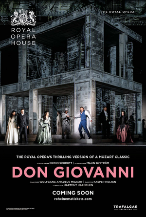 Mozart's DON GIOVANNI From London's Royal Opera House Arrives In Movie Theaters October 28