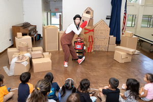 Kaiser Grant Funds Honolulu Theatre For Youth Production, SHHHHH, At HeadStart Preschools