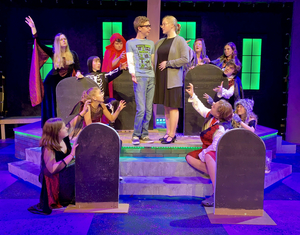The Millbrook Playhouse Youth Ensemble Presents The Regional Premiere Of KID FRANKENSTEIN THE MUSICAL