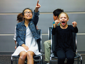 Traveling Players Ensemble Announce Fall Acting Classes In McLean