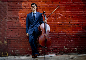 Acclaimed Cellist Performs Recital At The Center For The Arts