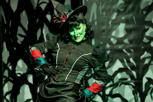 Pantochino Opens Season With WICKED WITCH Musical In Milford