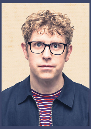 Josh Widdicombe Extends His 'Bit Much...' Stand-up Tour Into Spring 2020