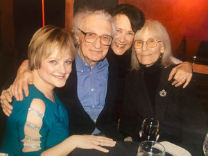 Jennifer Roberts Returns To Manhattan For A Special Tribute To Broadway Legend Sheldon Harnick
