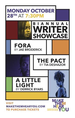 MAKE THEM HEAR YOU Writer Showcase Announced