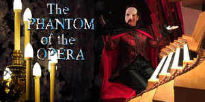 PHANTOM OF THE OPERA Event Announced At Trinity Episcopal Cathedral